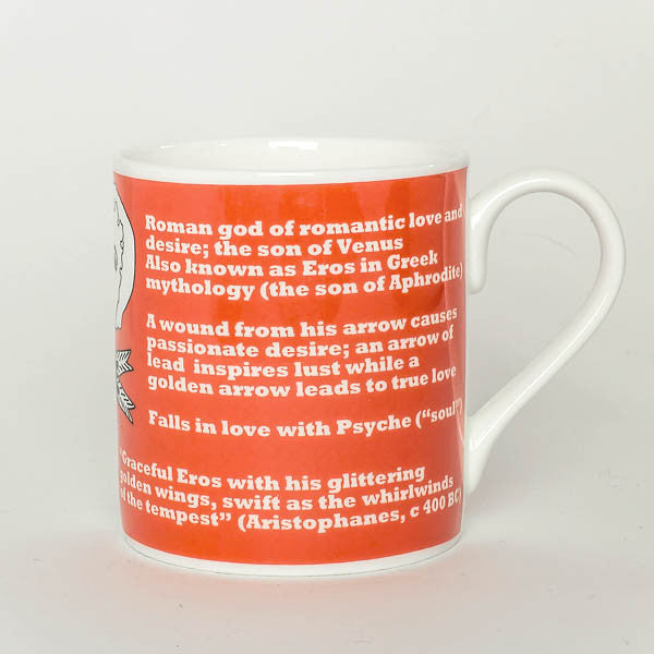Cupid mug by Cole of London