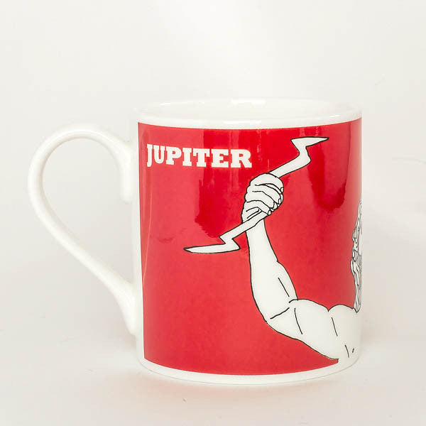 Jupiter mug by Cole of London