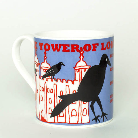 Tower of London mug by Cole of London