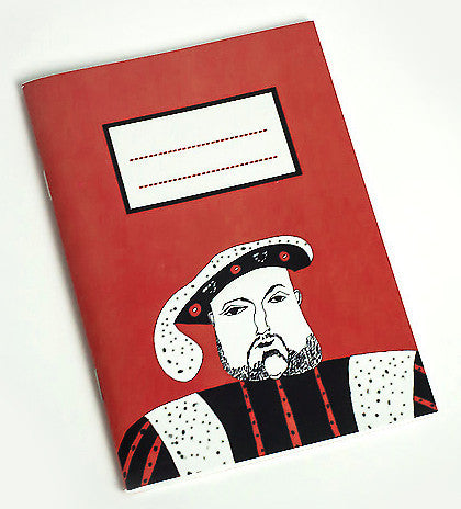 Henry VIII notebook by Cole of London