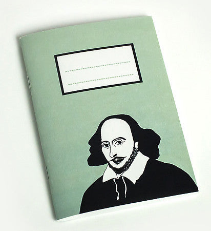 Shakespeare notebook by Cole of London