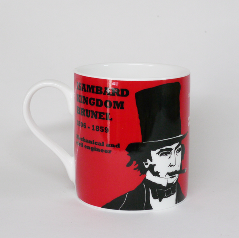 Isambard Kingdom Brunel mug