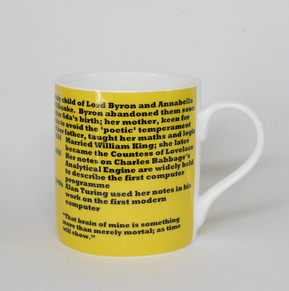 Ada Lovelace mug