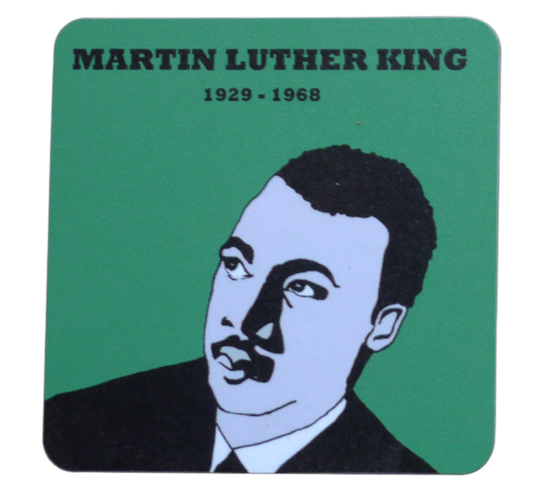 Martin Luther King coaster
