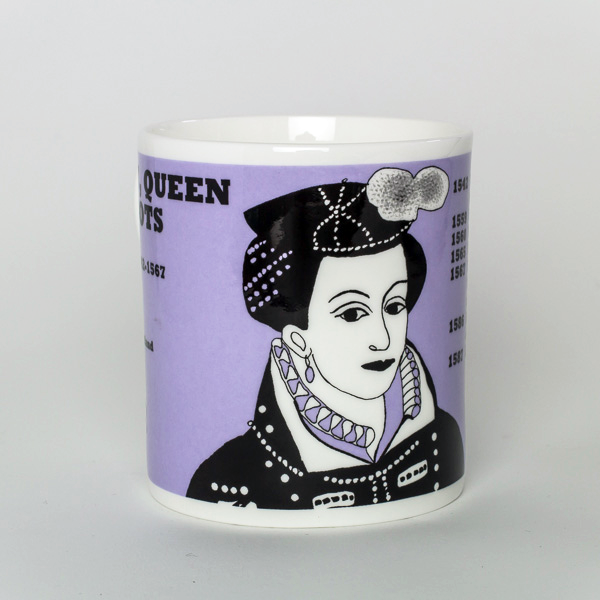 Mary Queen of Scots mug