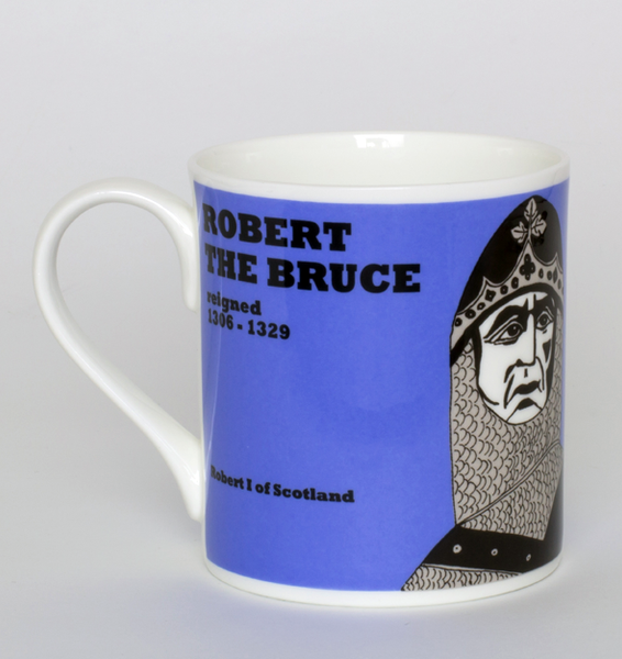 Cole of London Robert the Bruce mug