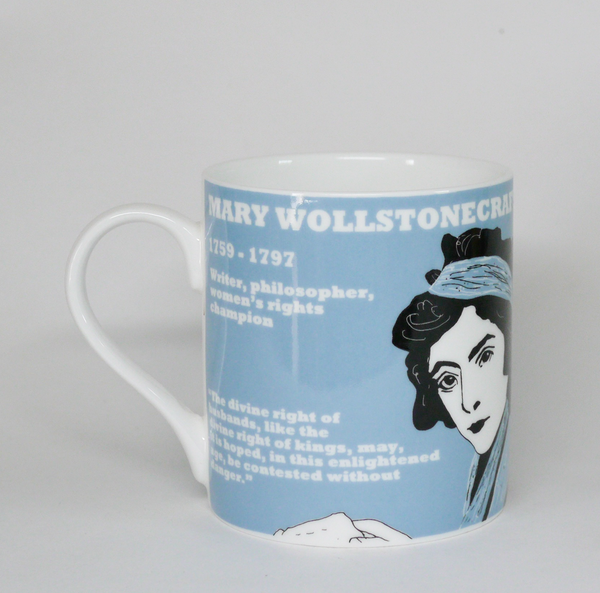 Mary Wollstonecraft mug