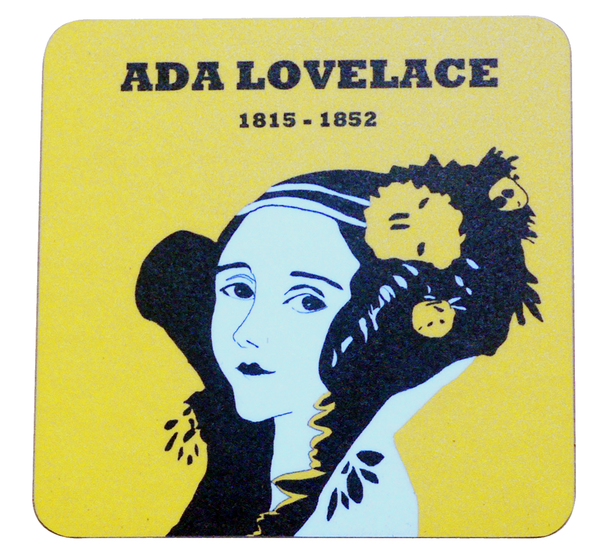 Ada Lovelace coaster