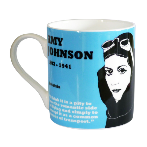 Amy Johnson mug