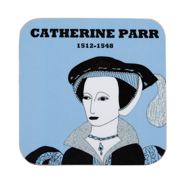 Catherine Parr coaster by Cole of London