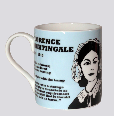 Florence Nightingale mug