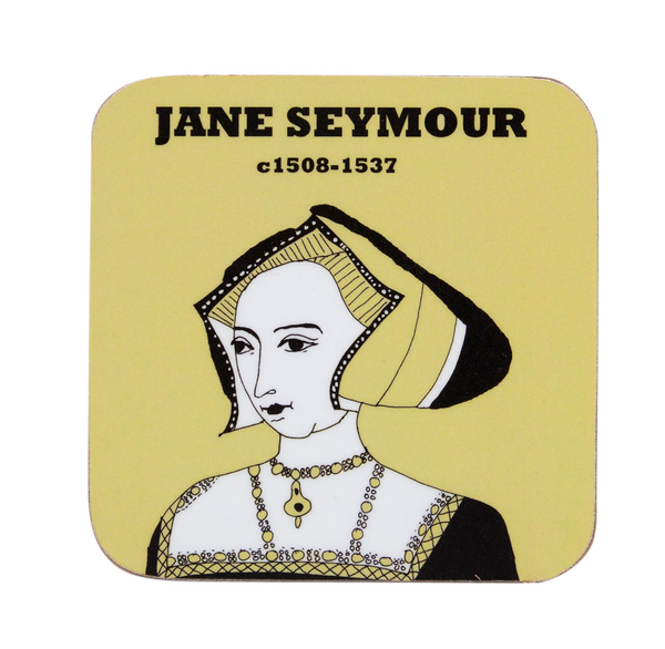 Jane Seymour coaster by Cole of London
