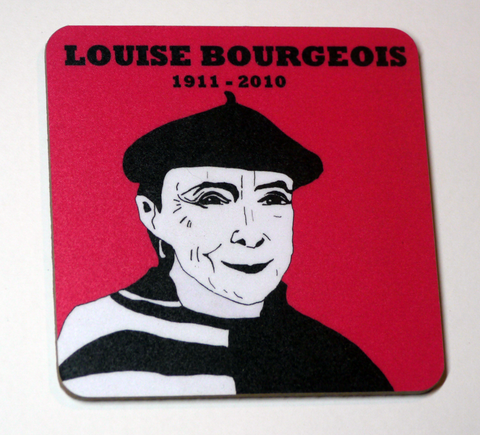 Louise Bourgeois coaster