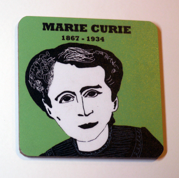 Marie Curie coaster