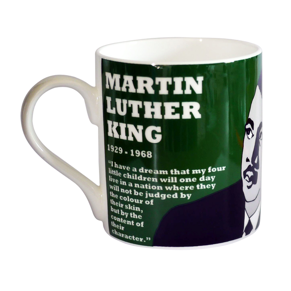 Martin Luther King mug
