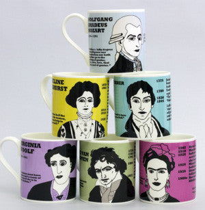 FOUR MUG SPECIAL OFFER - YOU CHOOSE YOUR OWN