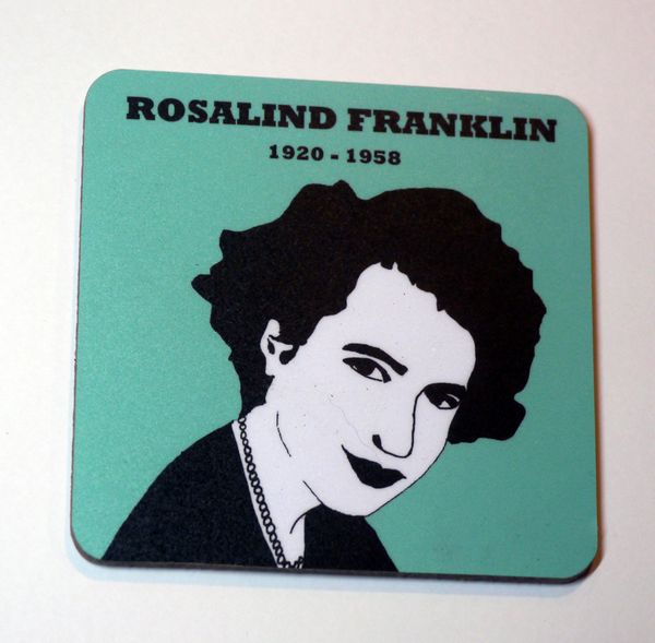 Rosalind Franklin coaster
