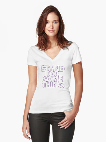Stand For Something Tee