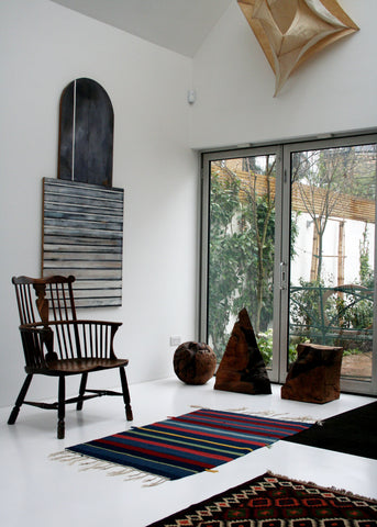 contemporary house furniture. The Metal Chairs Around It Are From Contemporary Furniture Retailers Aram Store In London And Paintings Modern British. House I