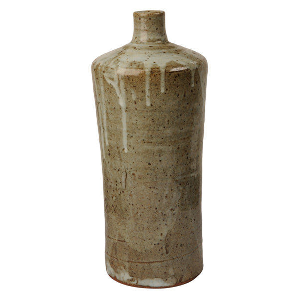 Studio ceramic glazed bottle vase, circa 1960, William Marshall (1923-2007), Ceramic - Kate Thurlow | Gallery Forty One