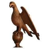 Floor standing oak eagle lectern, Dutch, late 17th century, Sculpture - Kate Thurlow | Gallery Forty One