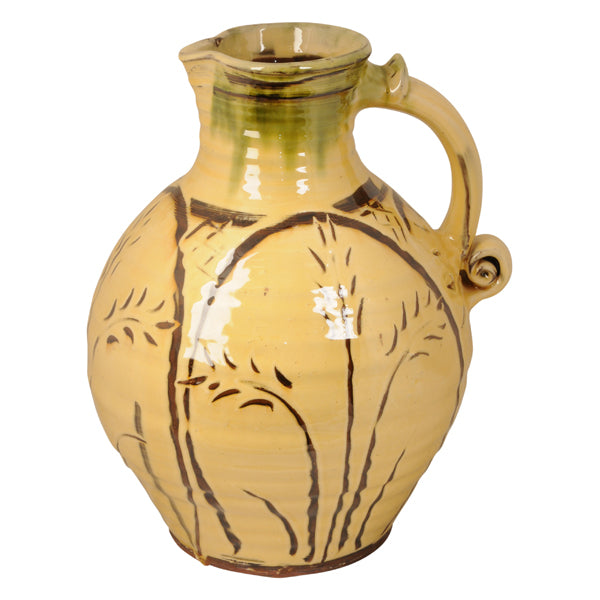 Slipware jug, Doug Fitch, born 1964, Pottery - Kate Thurlow | Gallery Forty One