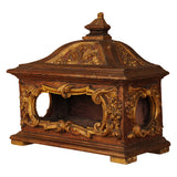 Giltwood Reliquary Casket, Spain circa 1860, Caskets & Boxes - Kate Thurlow | Gallery Forty One