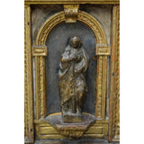 Late 16th Century Italian Giltwood Reliquary Box, Cabinet Furniture - Kate Thurlow | Gallery Forty One