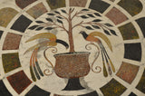 Pietra Dura Table Top, Italy late 18th century, Table - Kate Thurlow | Gallery Forty One