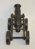 Cast Iron Signal Cannon, English George III, circa 1800, Metalware - Kate Thurlow | Gallery Forty One