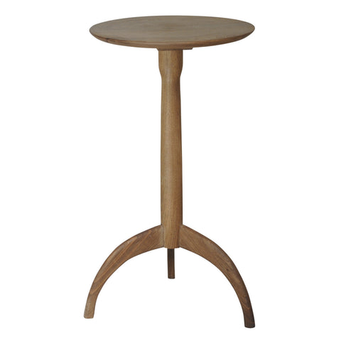 Walnut Shaker style tripod table by Neal Poston, Wales