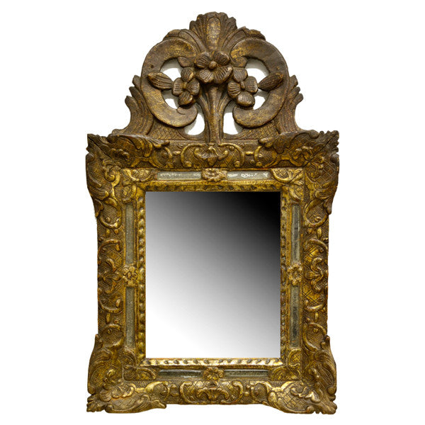 French margin mirror, late 17th century, Mirror - Kate Thurlow | Gallery Forty One