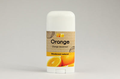 Déodorant naturel | Orange