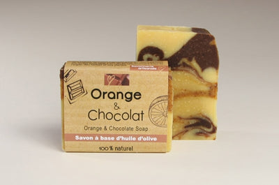 Savon | Orange & Chocolat