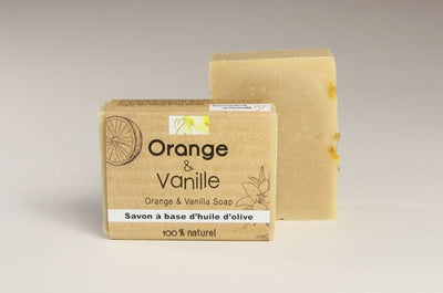 Savon Vegan| Orange & Vanille