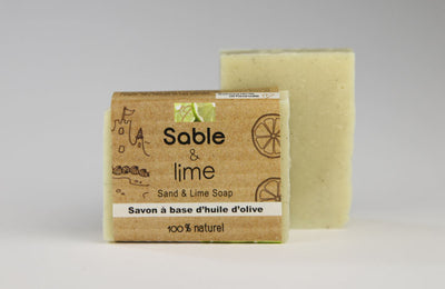 Savon | Sable & Lime