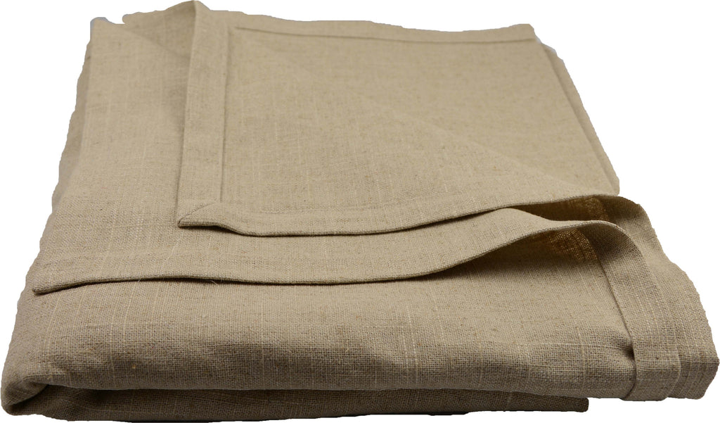 Tablecloth in linen/viscose - 02