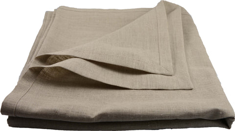 Tablecloth in linen - 04
