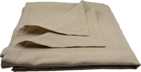 Tablecloth in light linen/viscose - 06