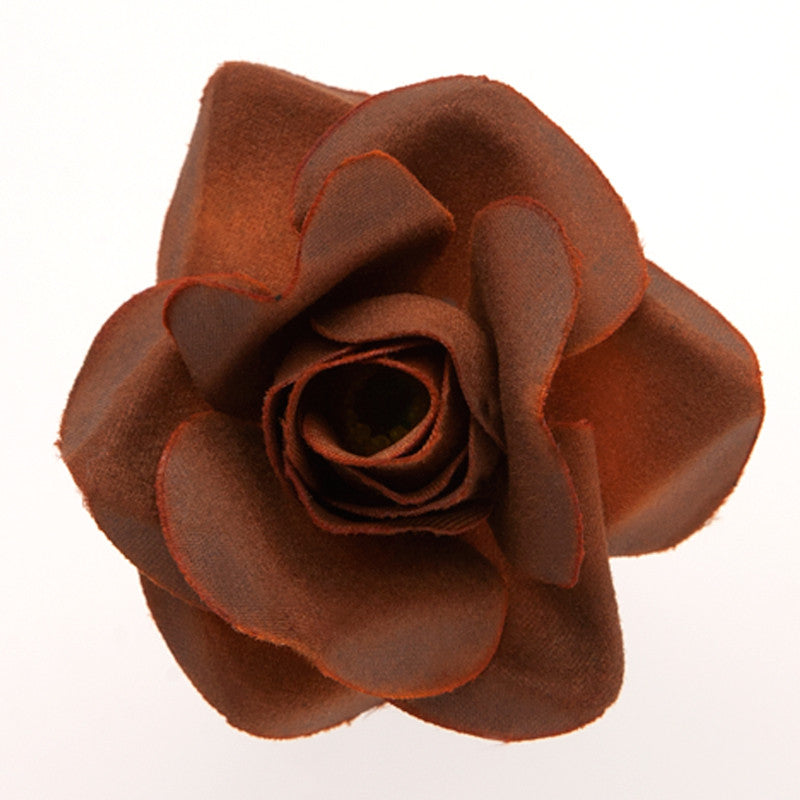 Mini Rose (21) Brown
