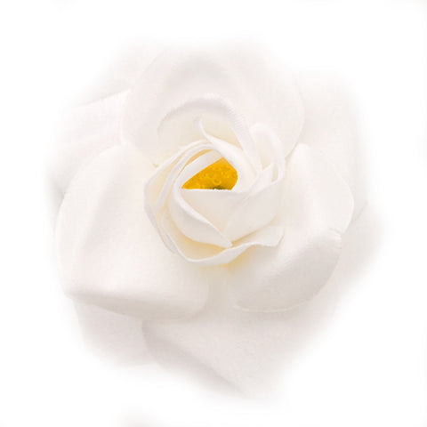 Mini Rose (25) White
