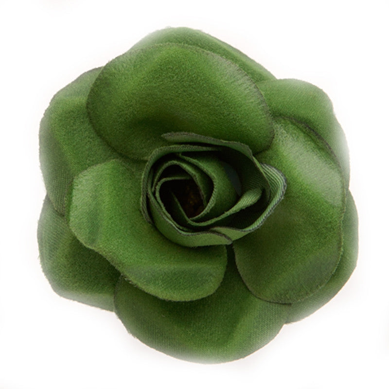 Mini Rose (41) Green Army