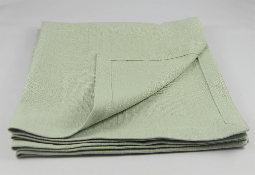 Napkin in linen/viscose - 10