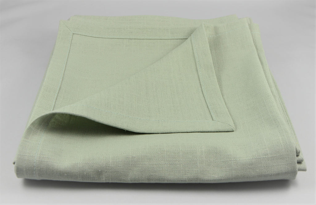Tablecloth in linen/viscose - 10