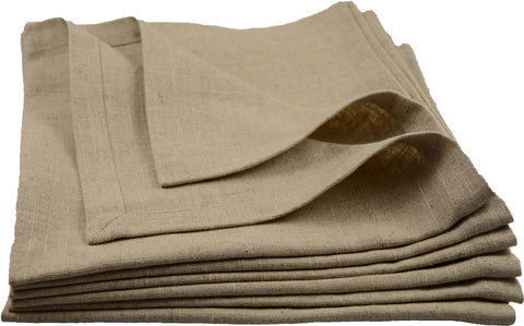 Napkin in linen/viscose - 02