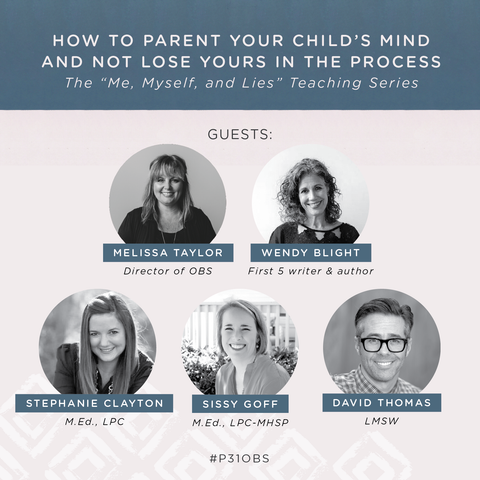 How to Parent Your Child's Mind and Not Lose Yours in the Process