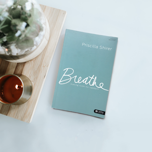 Breathe: Making Room for Sabbath by Priscilla Shirer