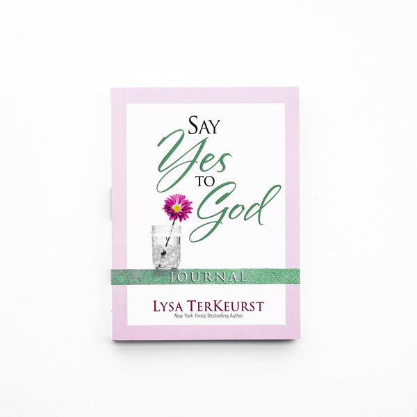 Say Yes to God Journal