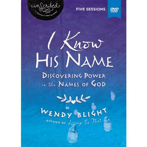 I Know His Name DVD