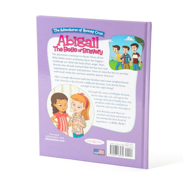 Bible Belles: Abigail the Belle of Bravery